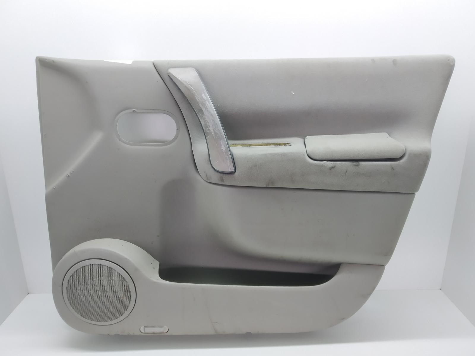 Обшивка двери передней правой (дверная карта) Renault Scenic 1.6 I 2006 (б/у)