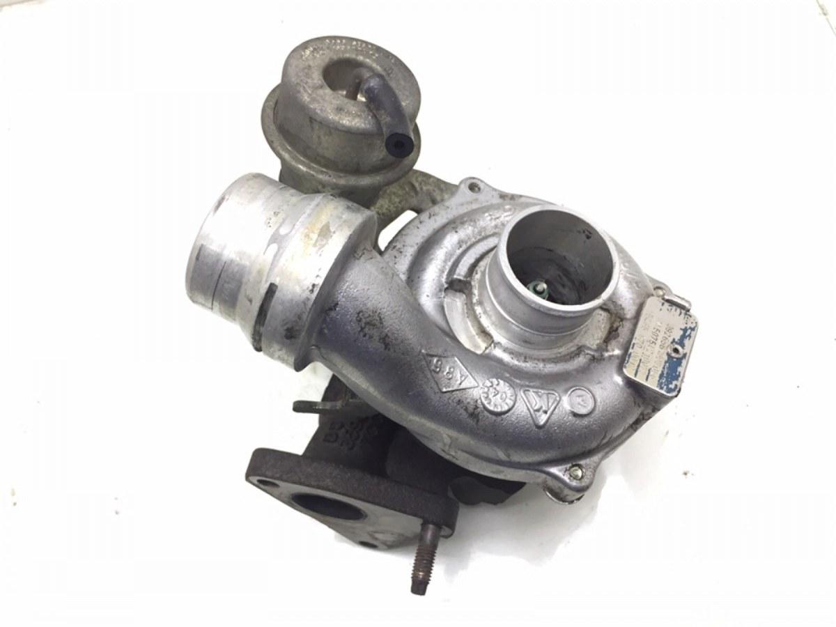 Турбина Renault Modus 1.5 DCI 2005 (б/у)