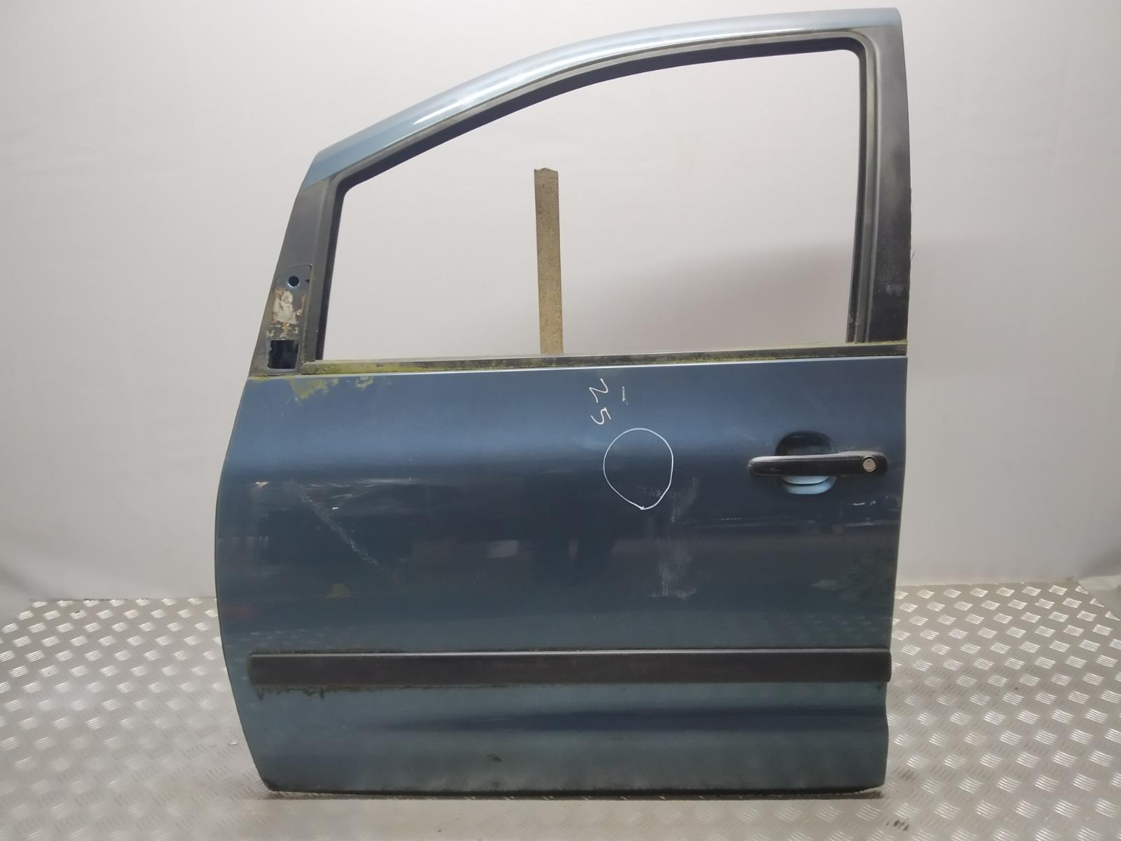 Дверь передняя левая Volkswagen Sharan 1.9 TDI 2002 (б/у)