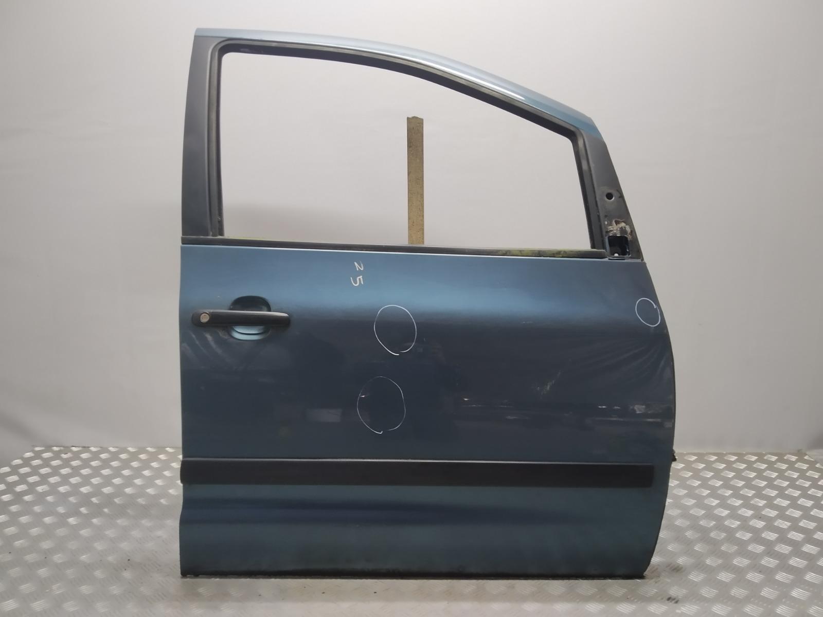 Дверь передняя правая Volkswagen Sharan 1.9 TDI 2002 (б/у)
