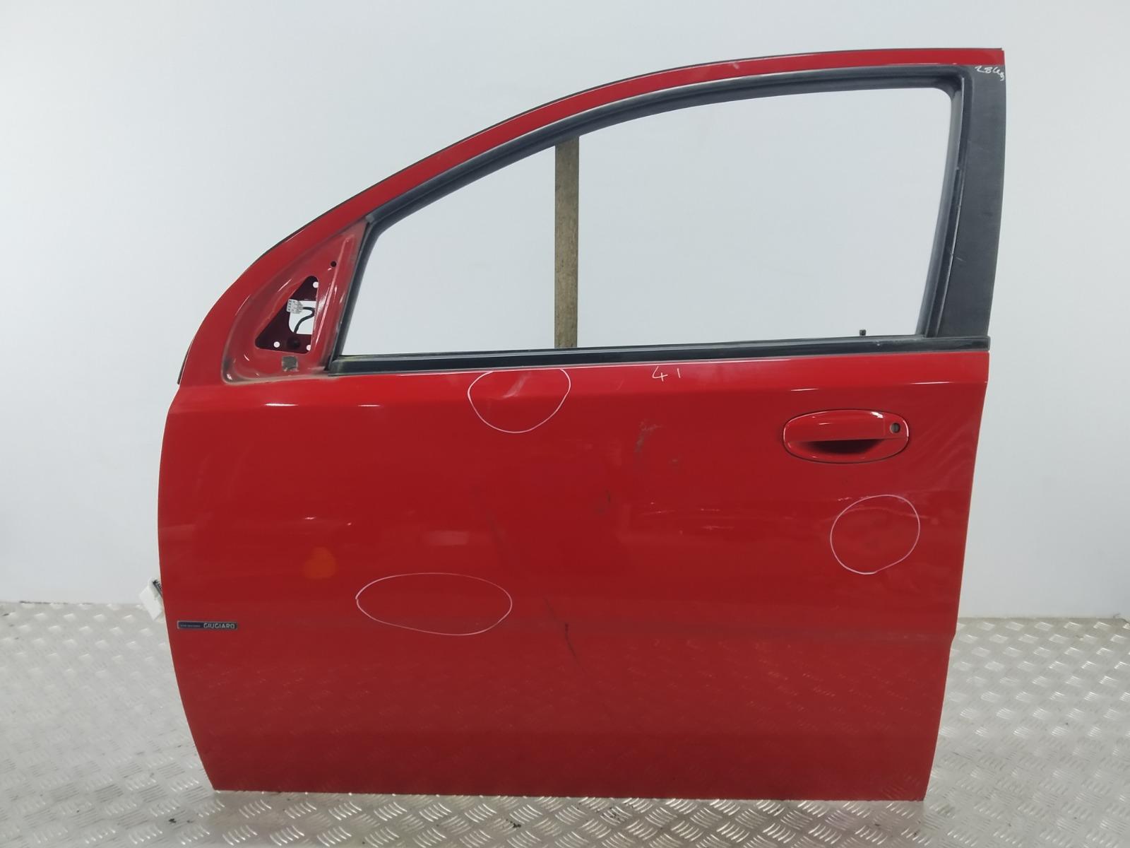 Дверь передняя левая Chevrolet Kalos 1.4 I 2007 (б/у)