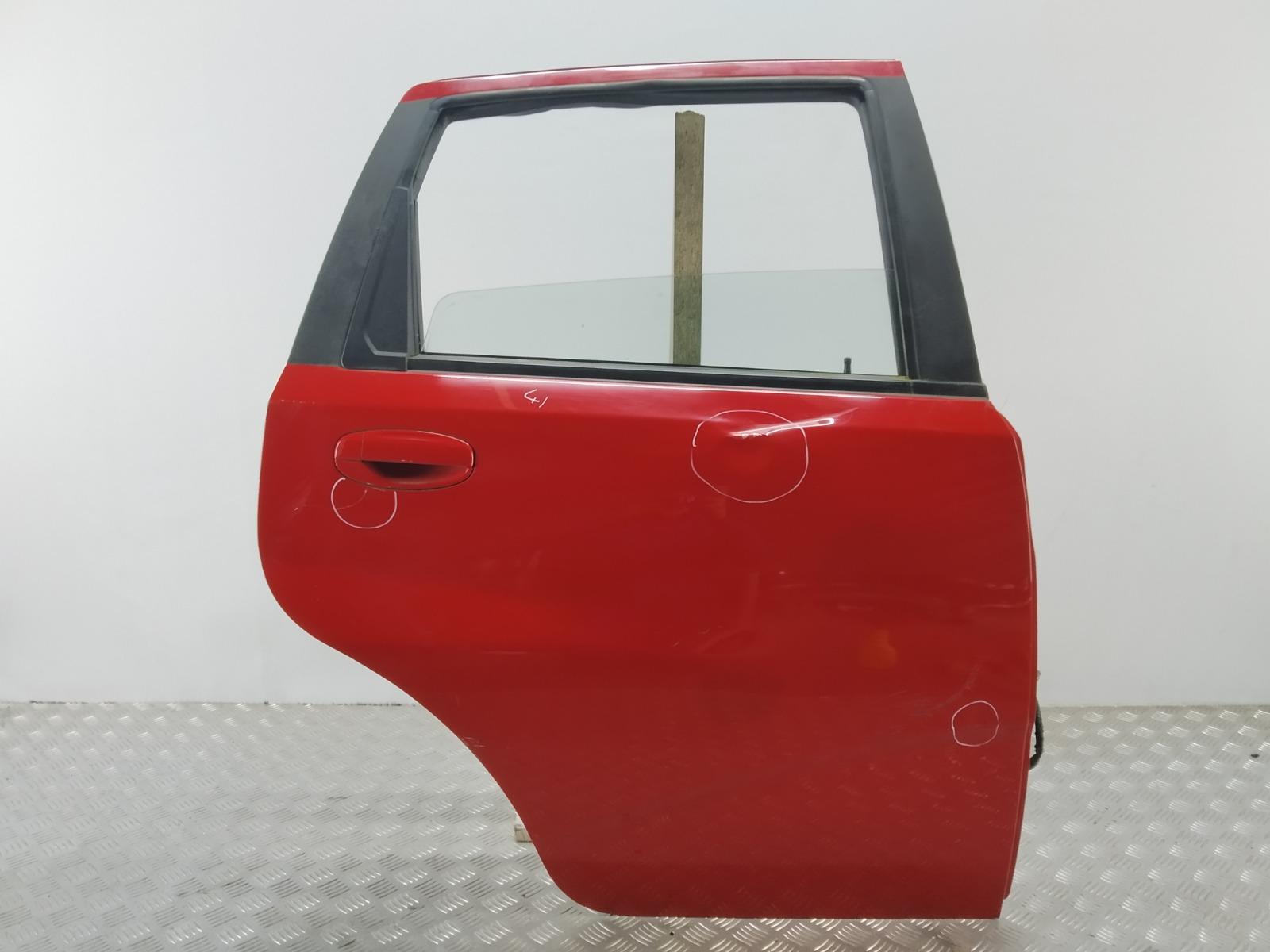 Дверь задняя правая Chevrolet Kalos 1.4 I 2007 (б/у)