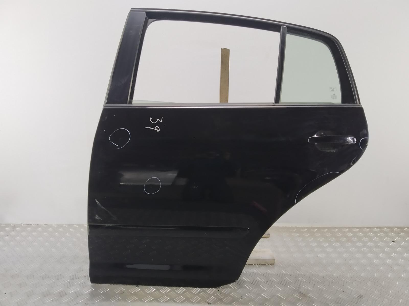 Дверь задняя левая Volkswagen Golf Plus 1.9 TDI 2007 (б/у)