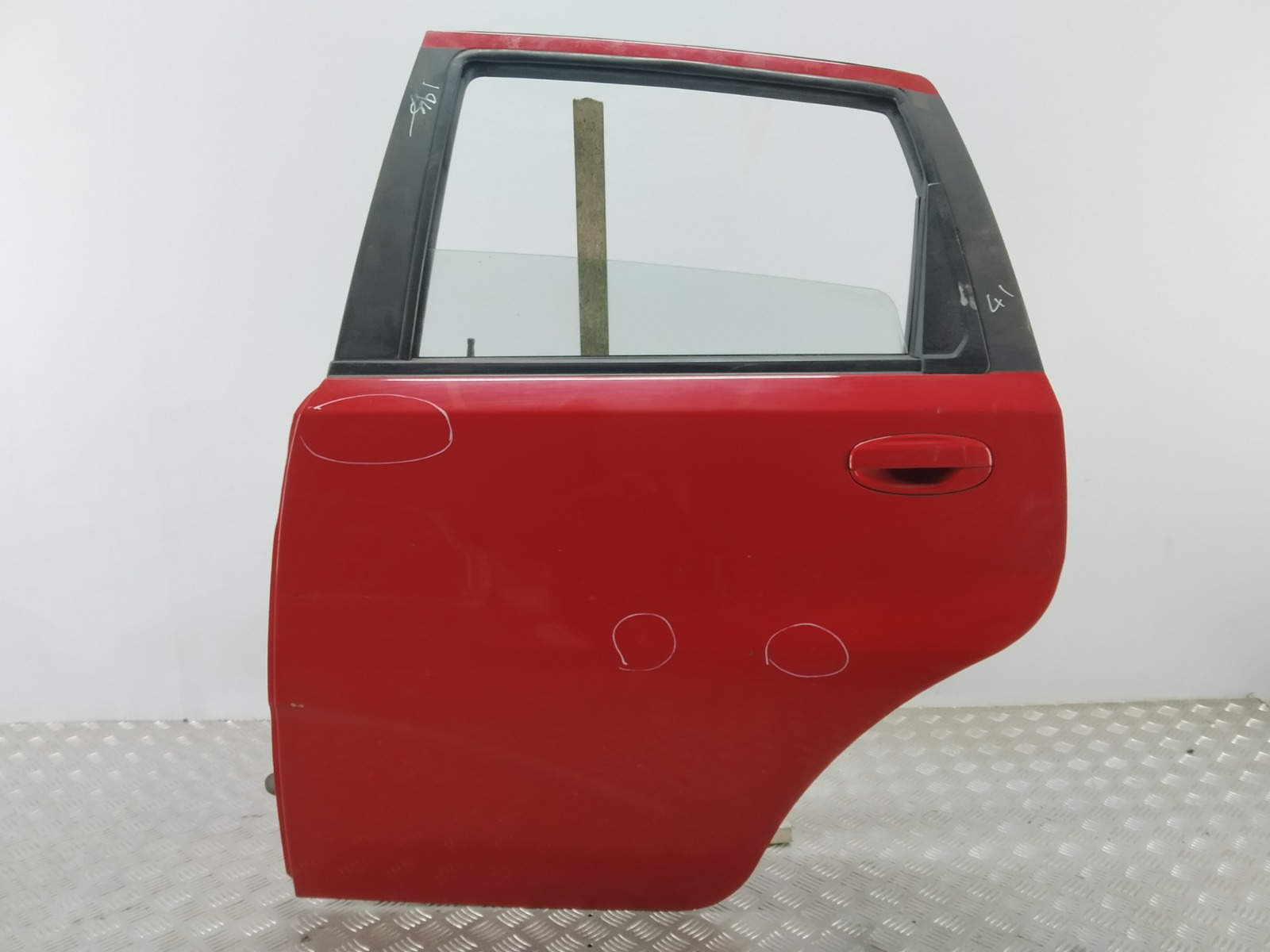 Дверь задняя левая Chevrolet Kalos 1.4 I 2007 (б/у)