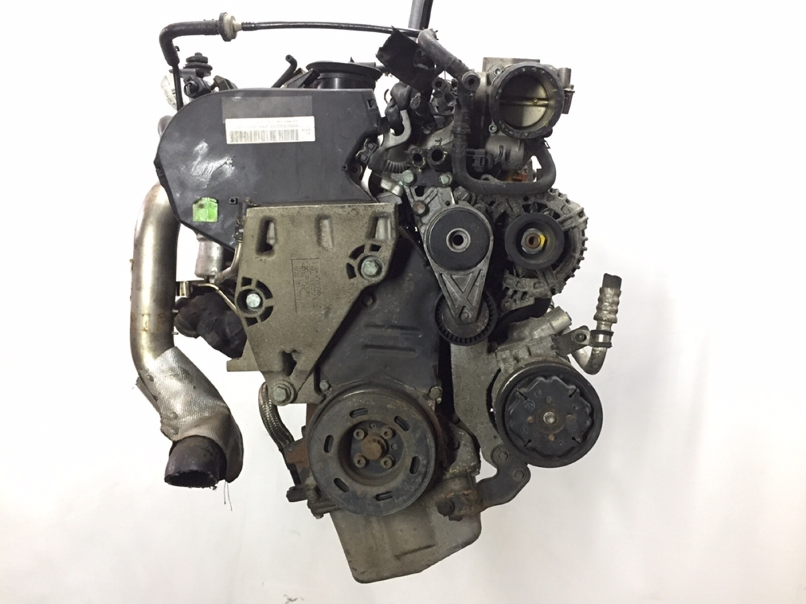 Двигатель бензиновый Seat Ibiza 1.8 TI 2004 (б/у)