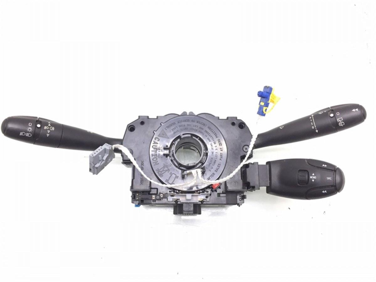 Переключатель подрулевой (стрекоза) Peugeot 308 T7 1.4 I 2010 (б/у)