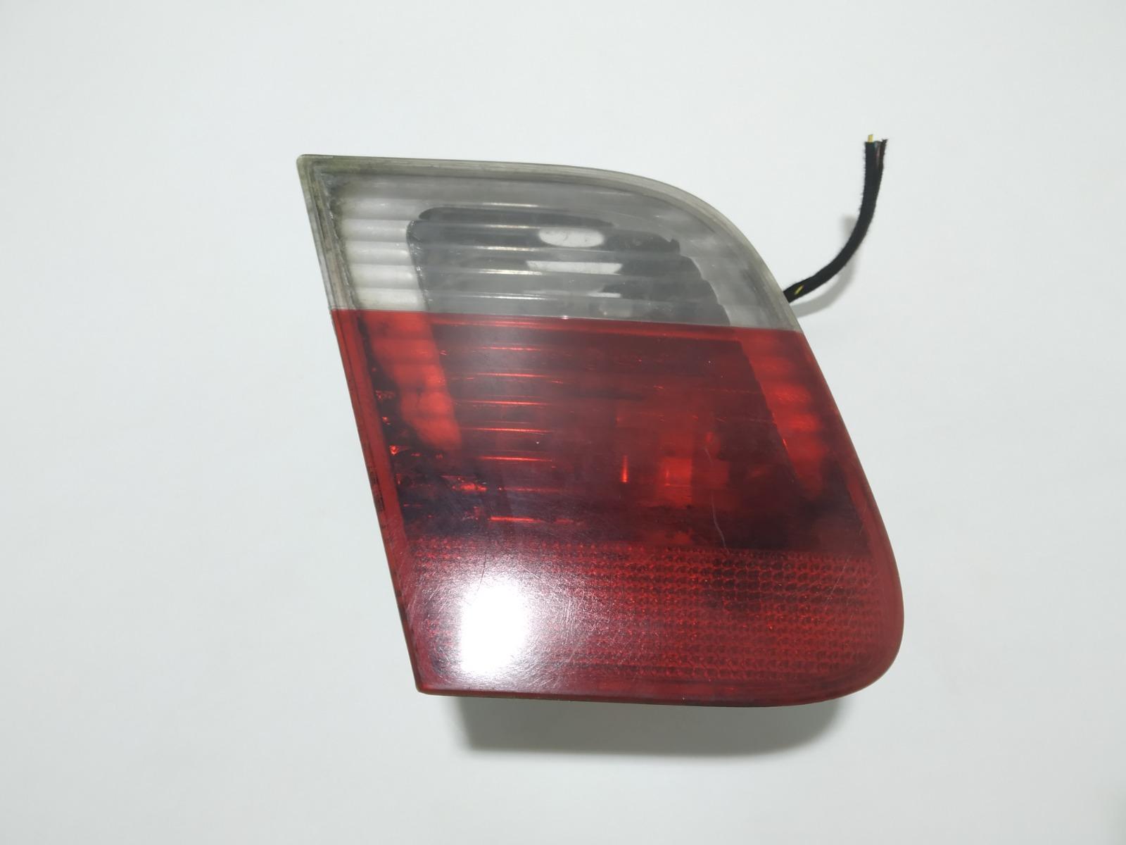 Фонарь крышки багажника левый Bmw 3 E46 2.5 I 2002 (б/у)