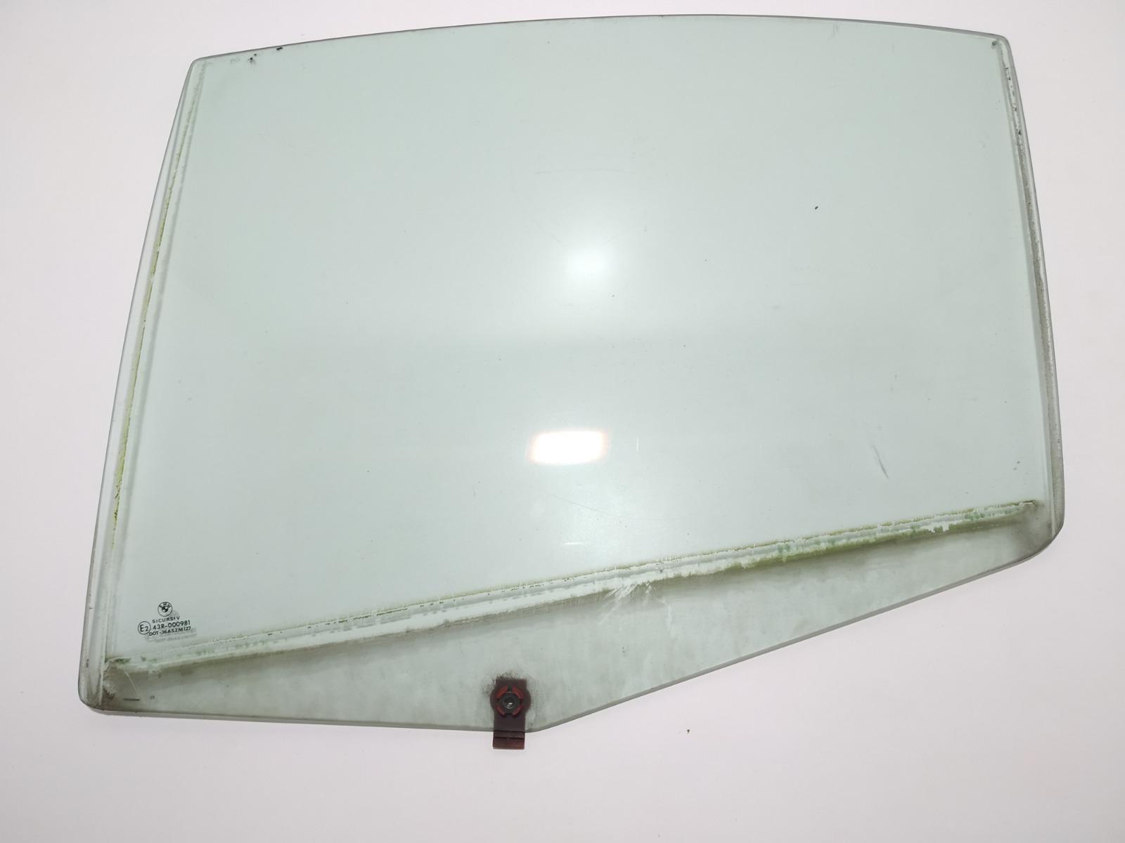 Стекло двери задней левой Bmw 3 E46 1.9 I 2000 (б/у)