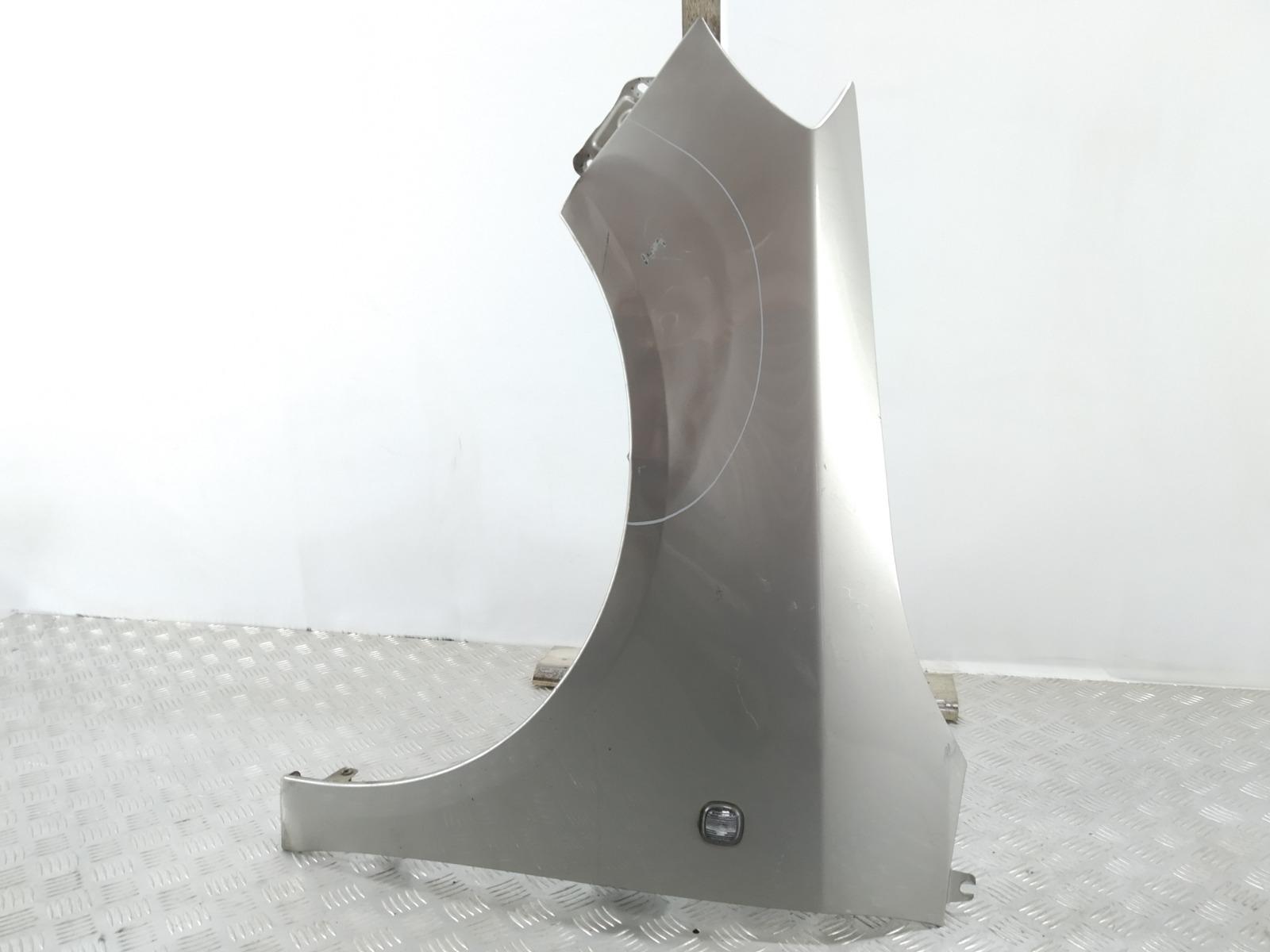 Крыло переднее левое Skoda Roomster 5J 1.4 TDI 2008 (б/у)