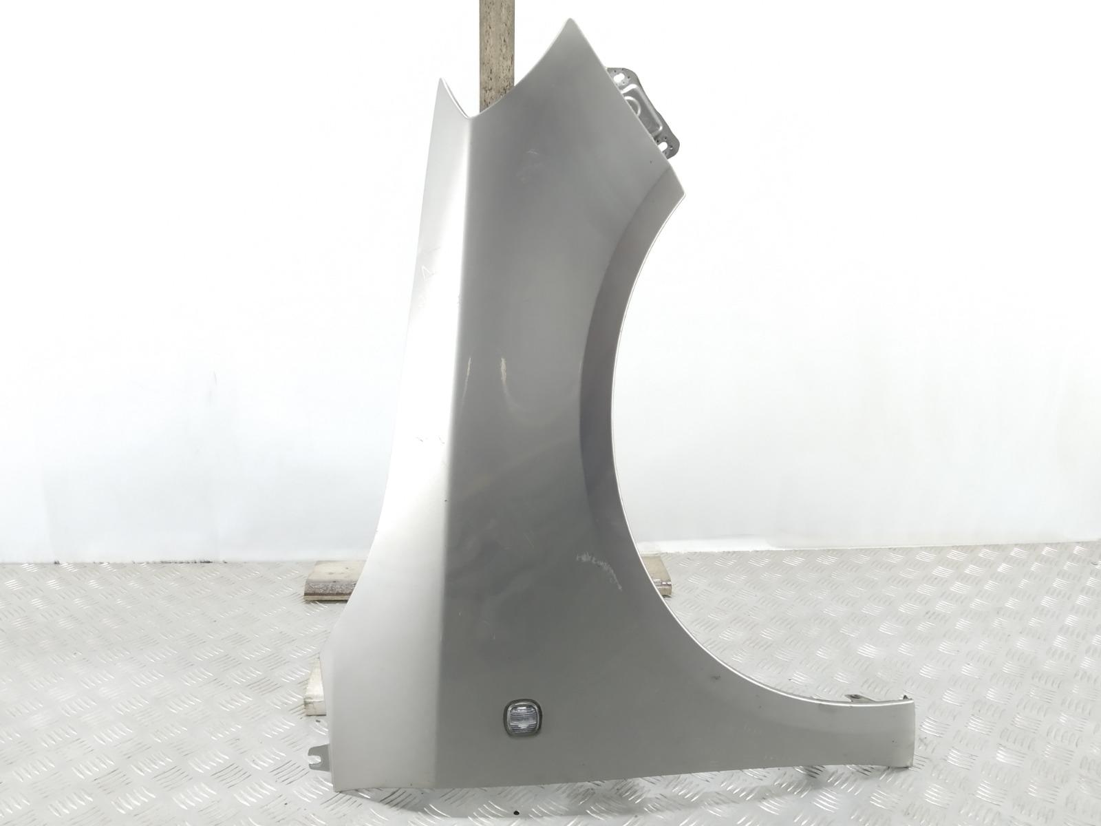 Крыло переднее правое Skoda Roomster 5J 1.4 TDI 2008 (б/у)