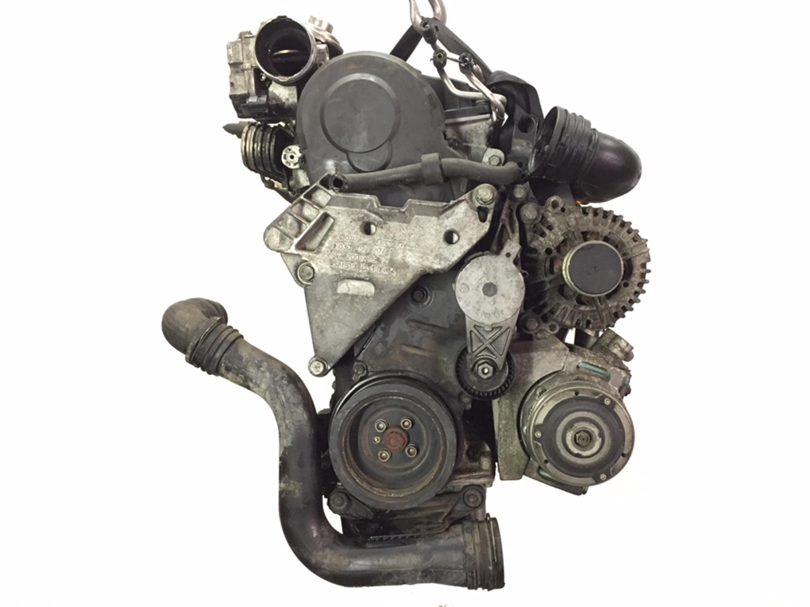 Двигатель дизельный Volkswagen Golf Plus 1.9 TDI 2005 (б/у)