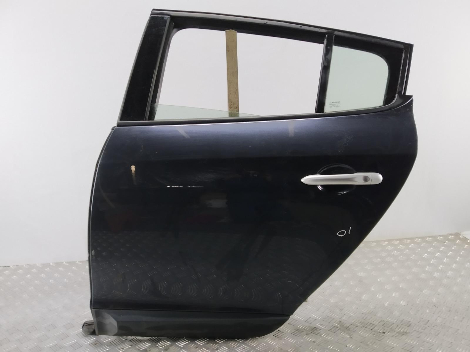 Дверь задняя левая Renault Megane 1.6 I 2011 (б/у)