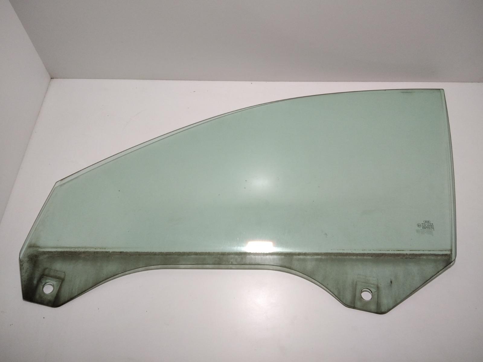 Стекло двери передней левой Audi A6 C5 1.9 TDI 2003 (б/у)