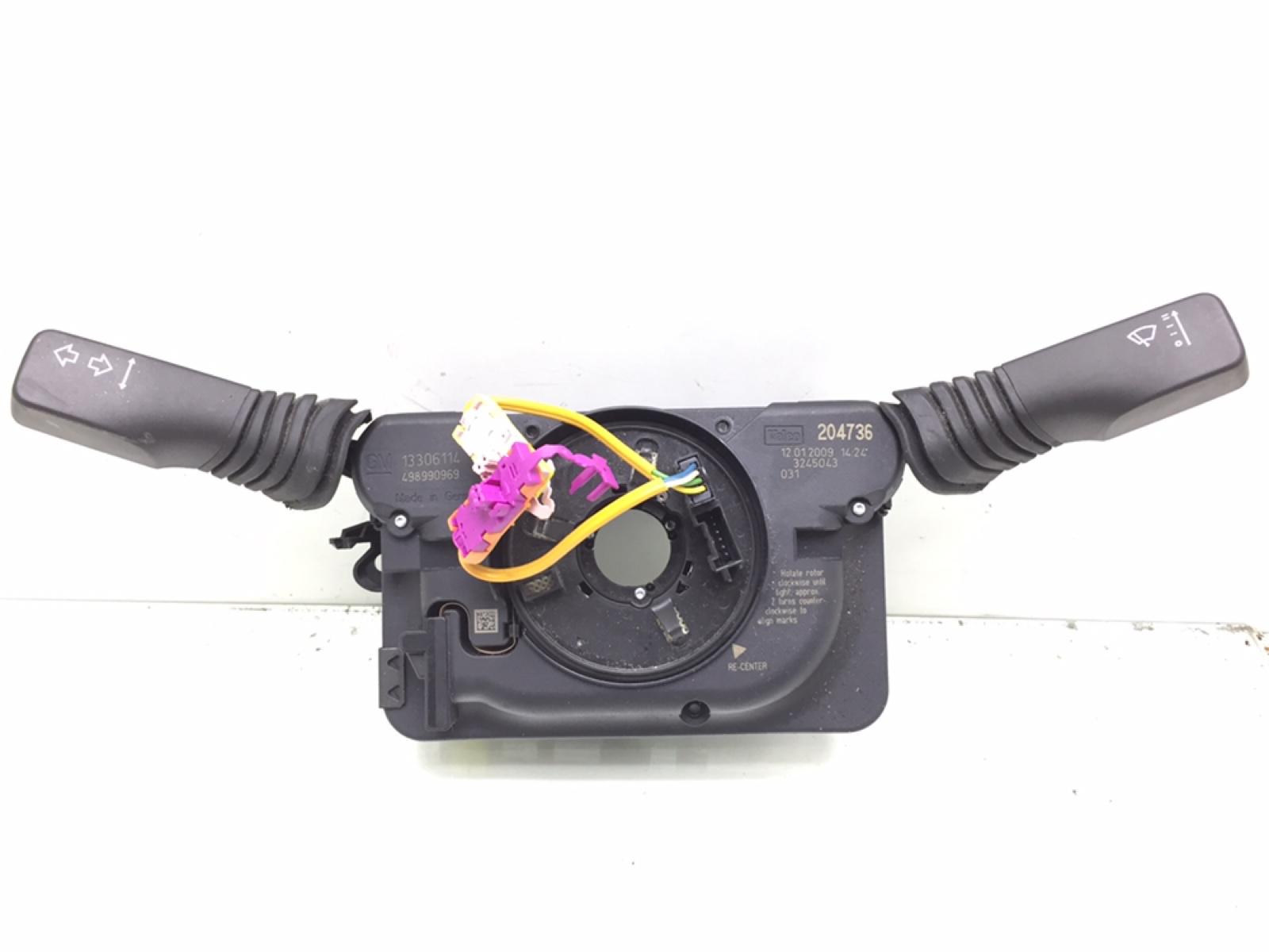 Переключатель подрулевой (стрекоза) Opel Zafira B 1.6 I 2009 (б/у)