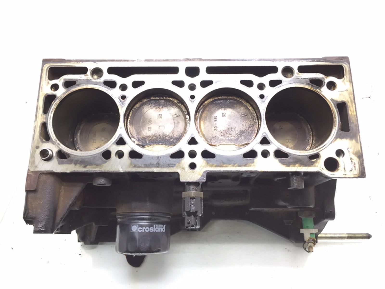 Блок цилиндров Renault Scenic 1.6 I 2002 (б/у)