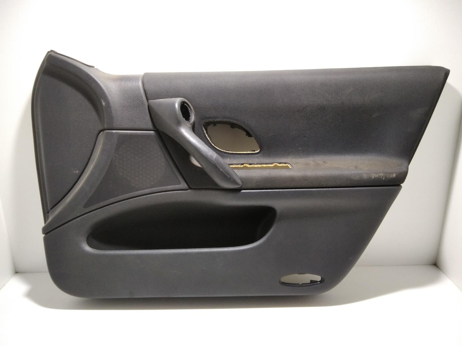 Обшивка двери передней правой (дверная карта) Renault Laguna 1.9 DCI 2007 (б/у)