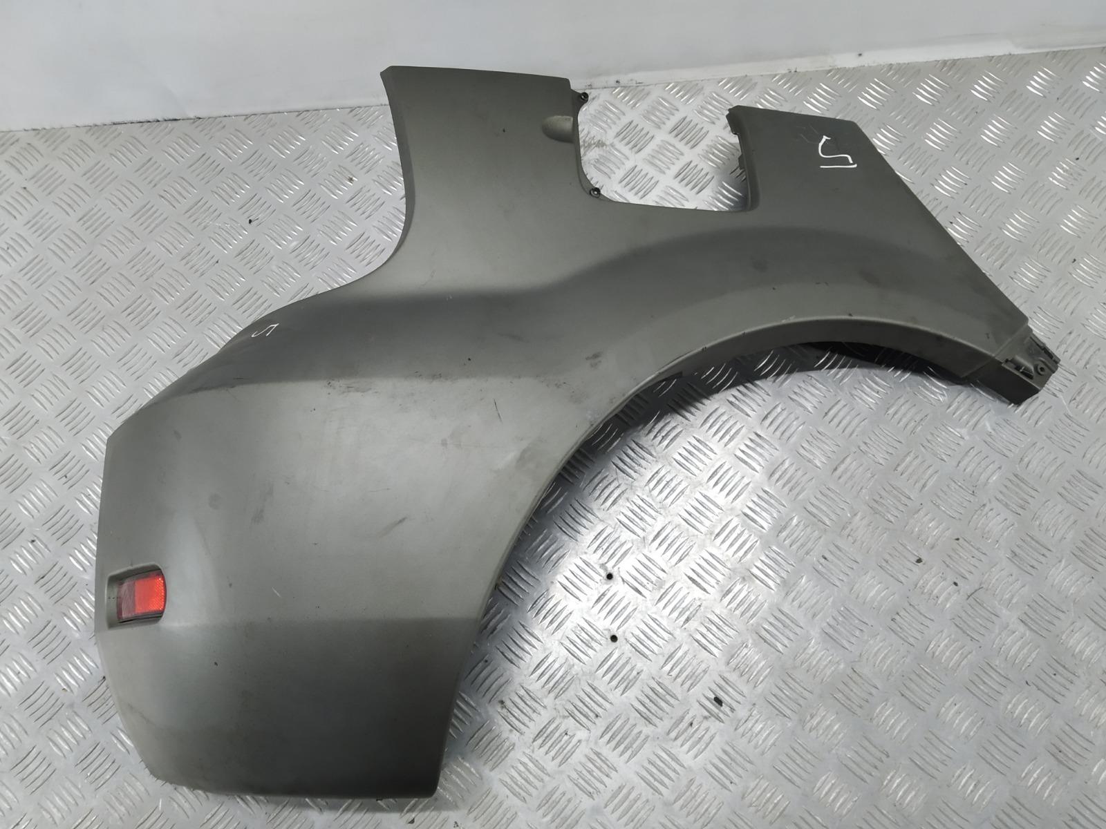 Клык бампера задний правый Renault Scenic Rx4 1.9 DCI 2002 (б/у)