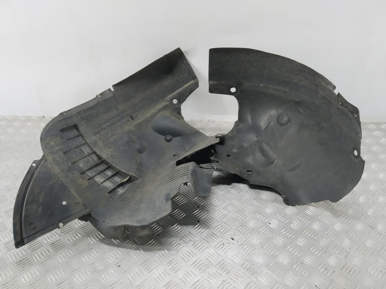 Защита арок передняя левая (подкрылок) Renault Scenic Rx4 1.9 DCI 2002 (б/у)