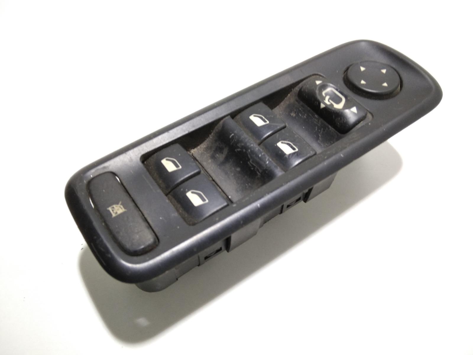 Кнопка стеклоподъемника Fiat Ulysse 2.0 I 2004 (б/у)