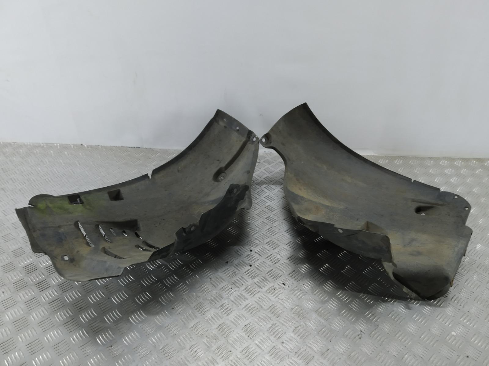 Защита арок передняя левая (подкрылок) Mercedes E W211 2.2 CDI 2002 (б/у)
