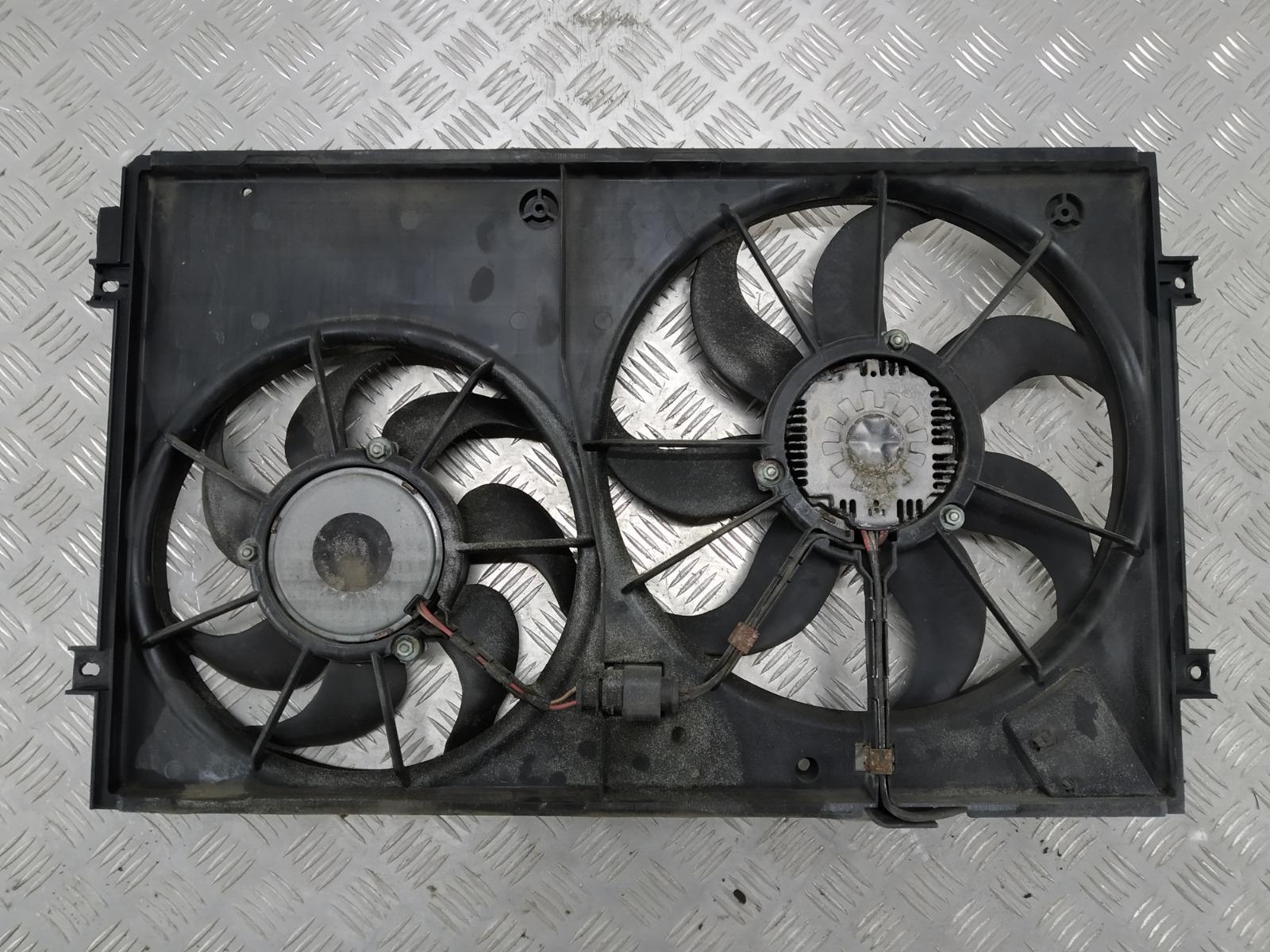 Вентилятор радиатора Volkswagen Golf Plus 1.9 TDI 2005 (б/у)