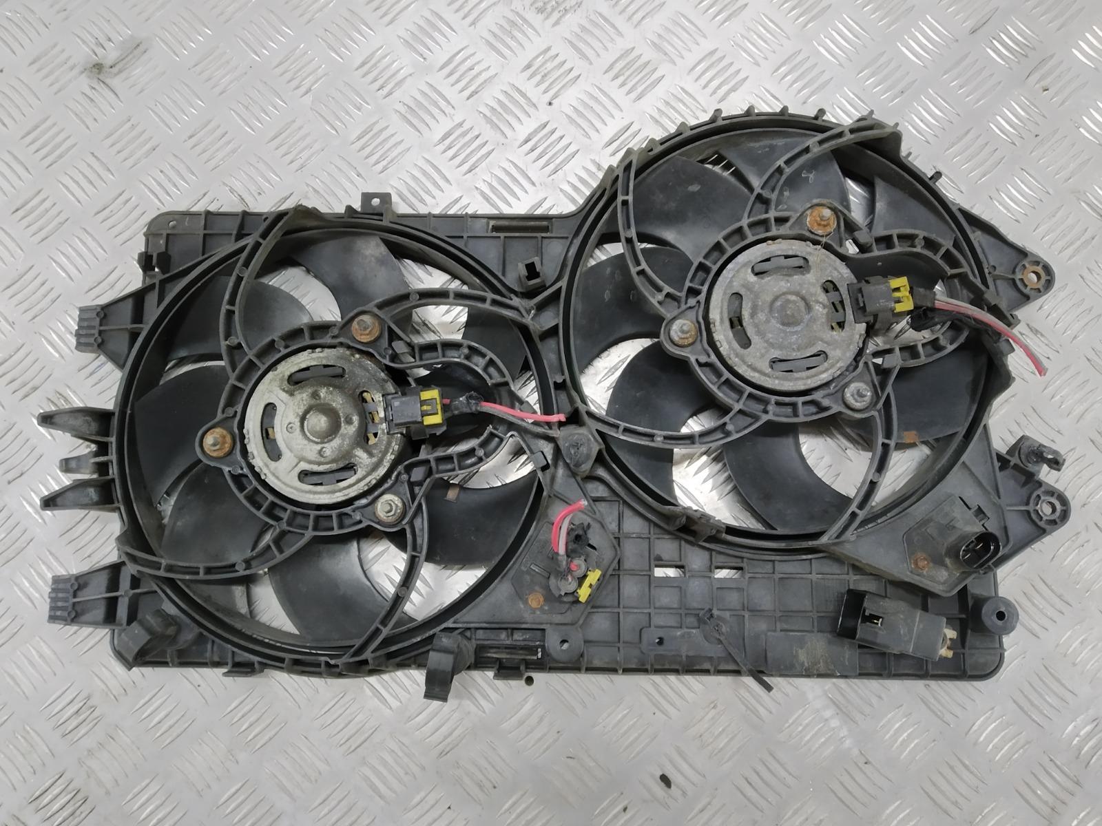 Вентилятор радиатора Fiat Punto 1.9 JTD 2006 (б/у)