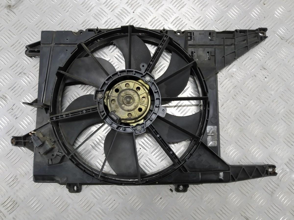 Вентилятор радиатора Renault Scenic Rx4 1.9 DCI 2002 (б/у)