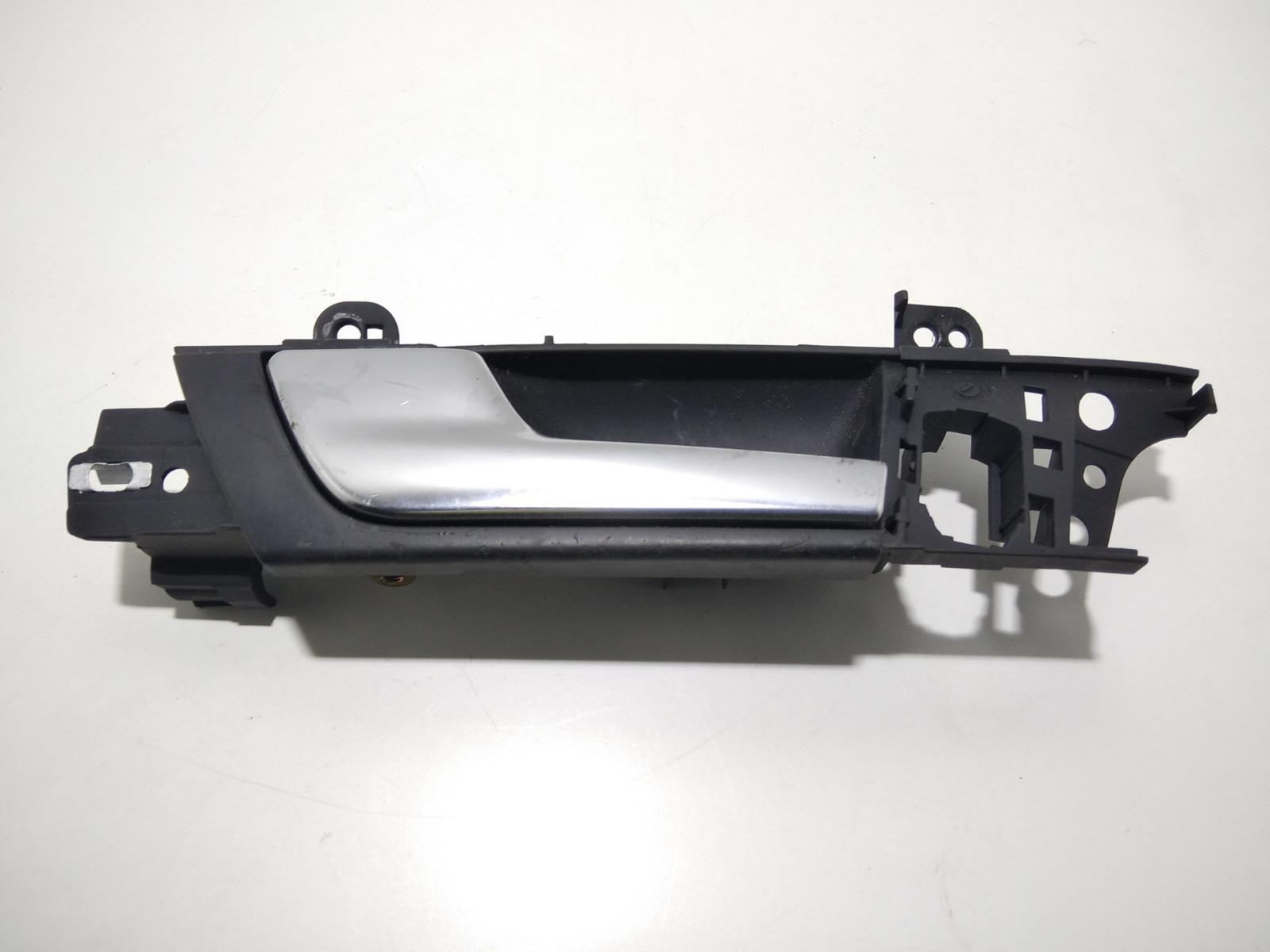 Ручка внутренняя передняя левая Audi A3 8P 1.6 I 2006 (б/у)