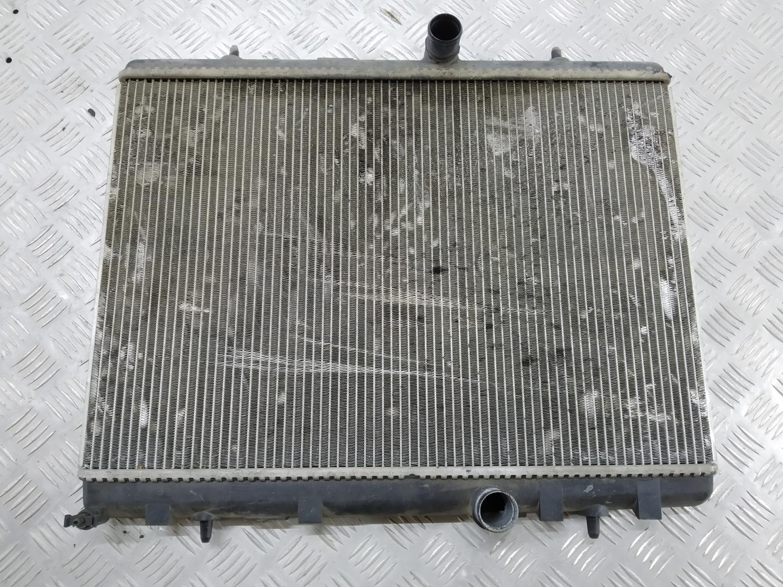 Радиатор (основной) Peugeot 308 T7 1.6 HDI 2008 (б/у)