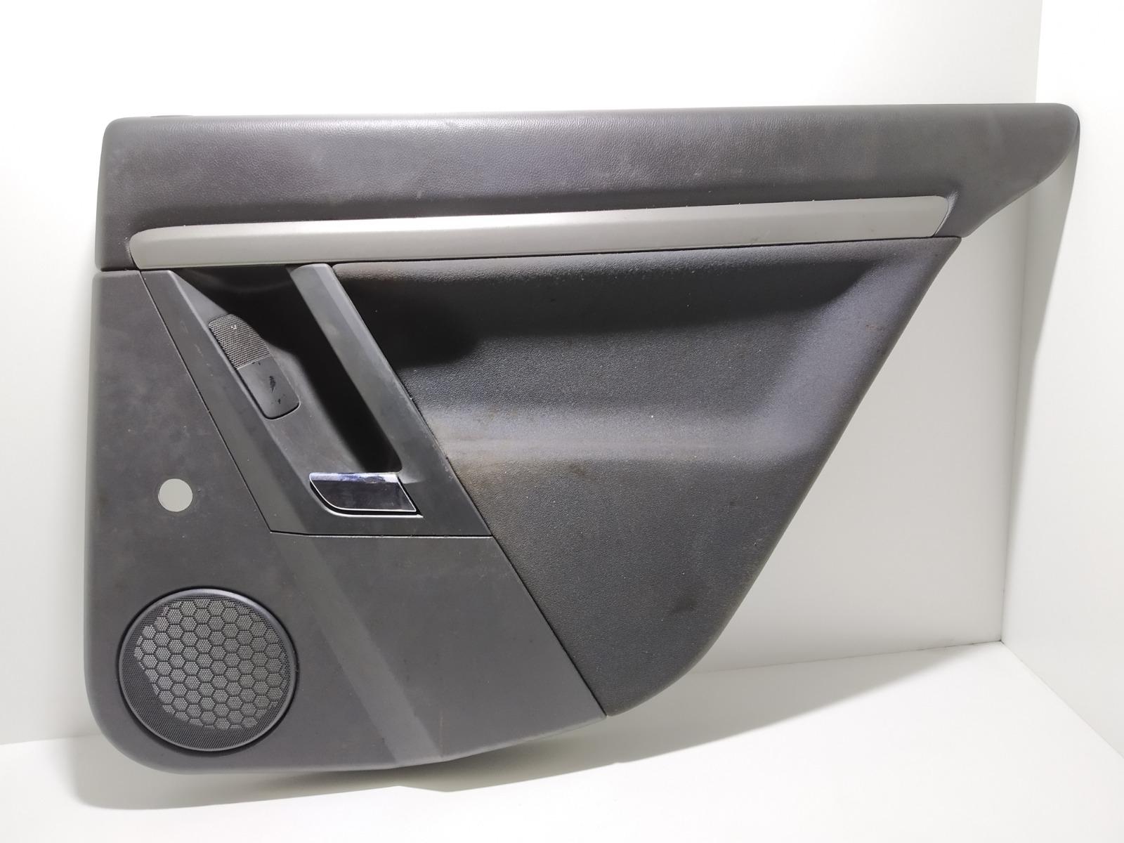 Обшивка двери задней правой (дверная карта) Opel Vectra C 1.8 I 2007 (б/у)