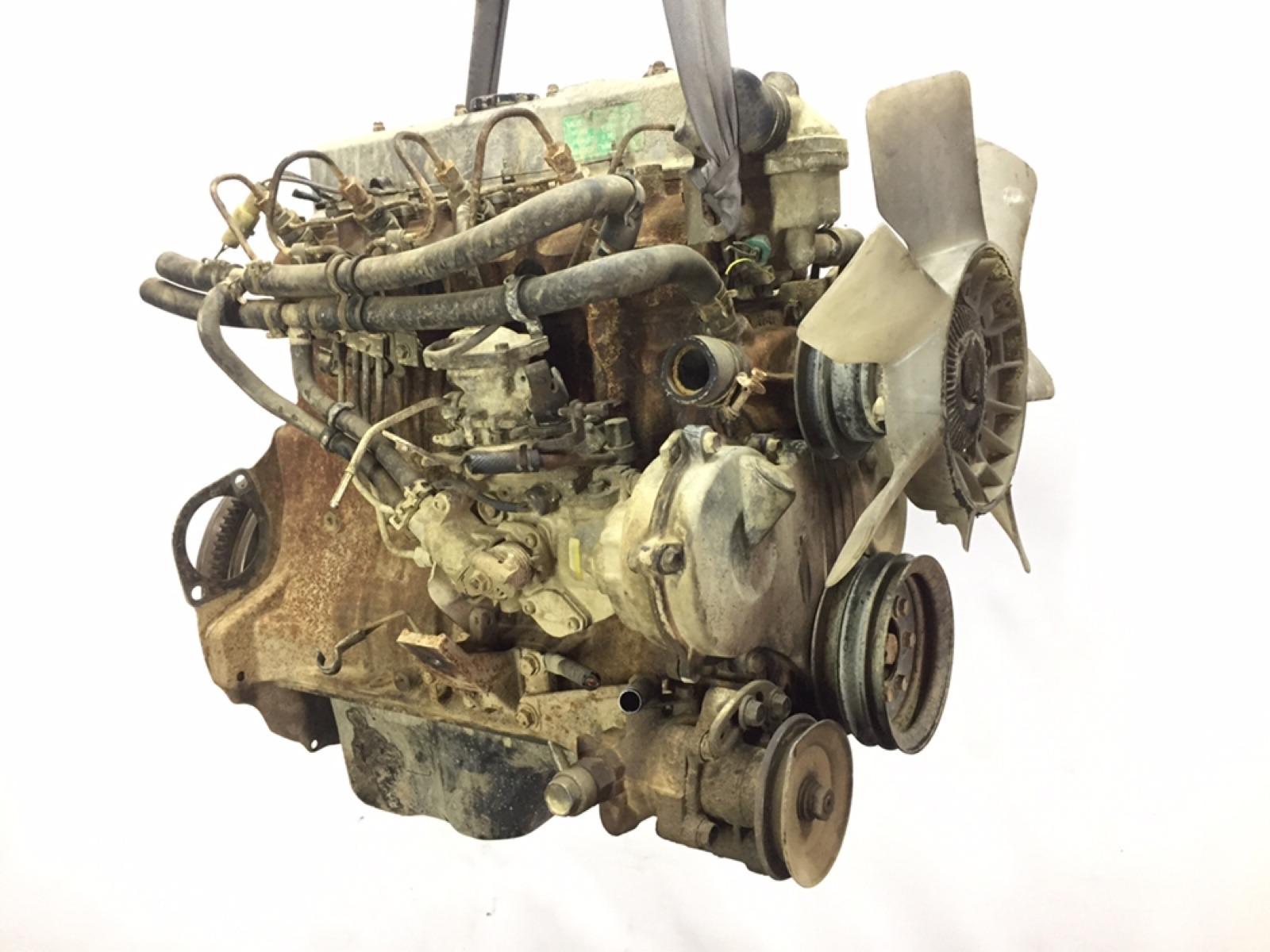 Двигатель дизельный Daihatsu Fourtrak 2.8 TD 1994 (б/у)