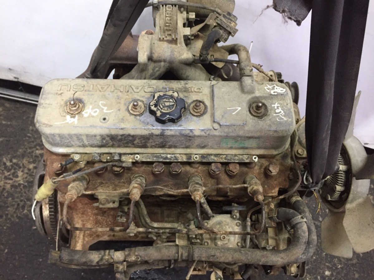 Двигатель Daihatsu Fourtrak 2.8 TD 1994 (б/у)