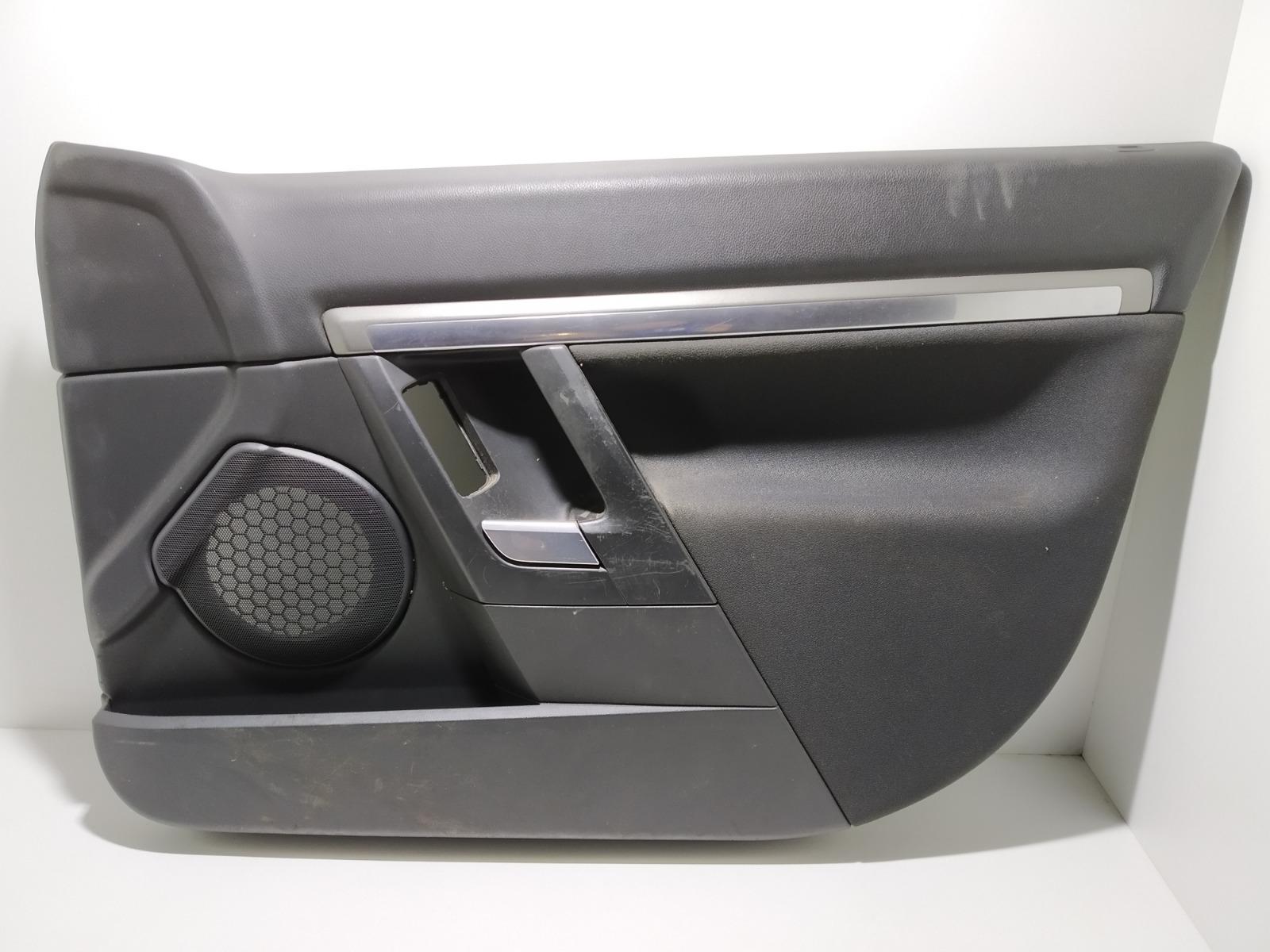 Обшивка двери передней правой (дверная карта) Opel Vectra C 1.8 I 2007 (б/у)