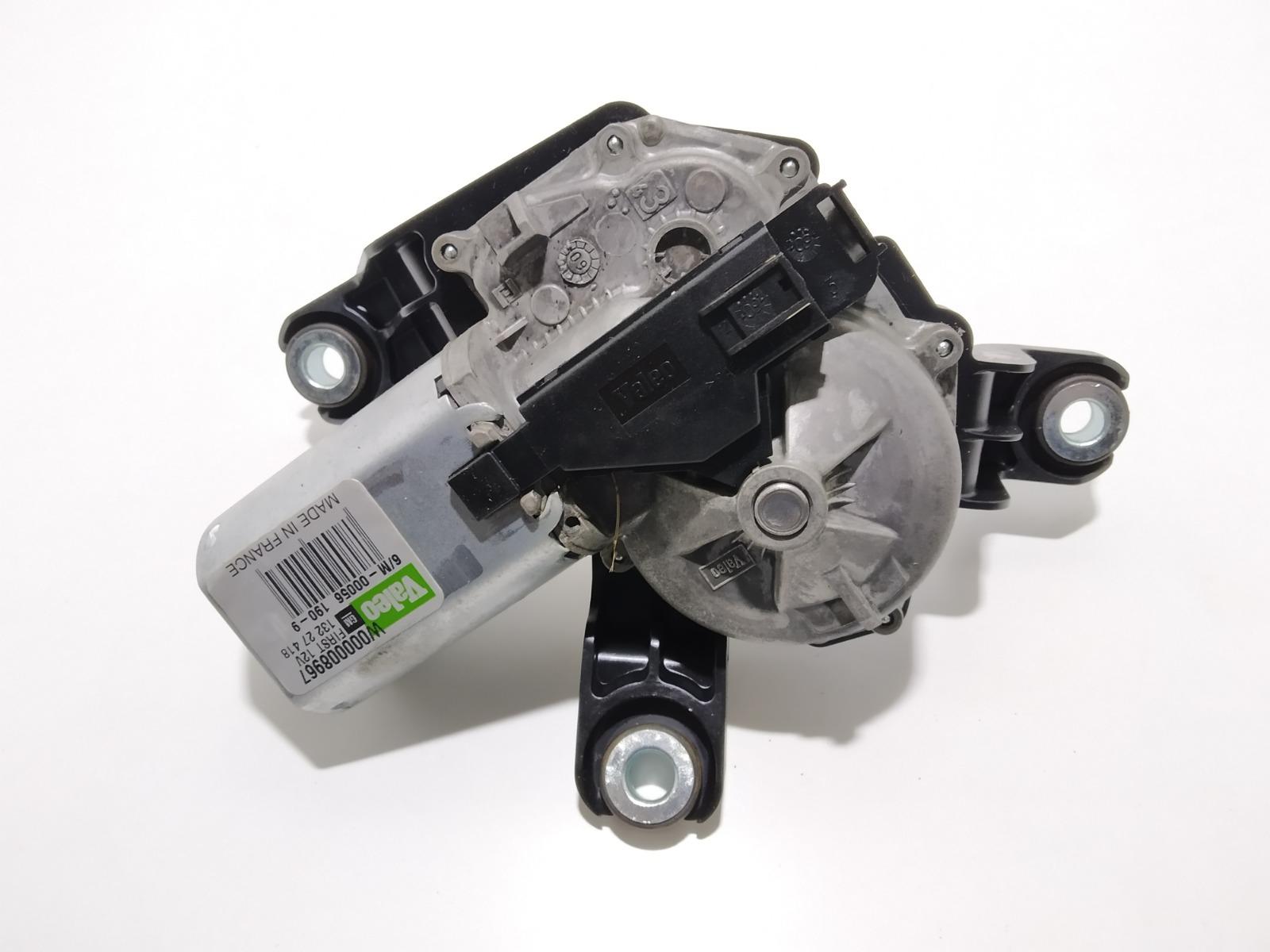 Моторчик заднего стеклоочистителя (дворника) Opel Insignia 2012 (б/у)