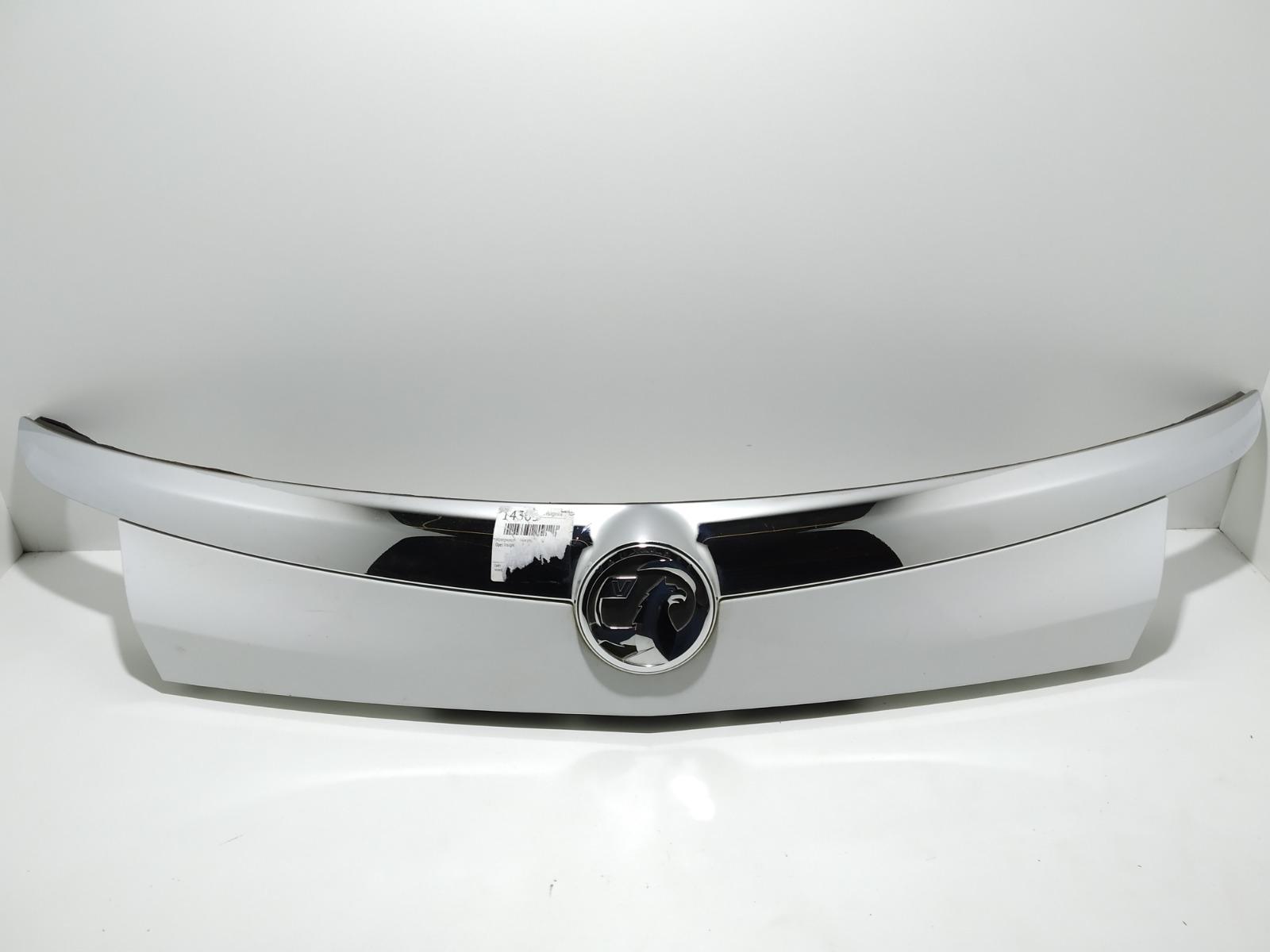 Накладка подсветки номера Opel Insignia 2012 (б/у)
