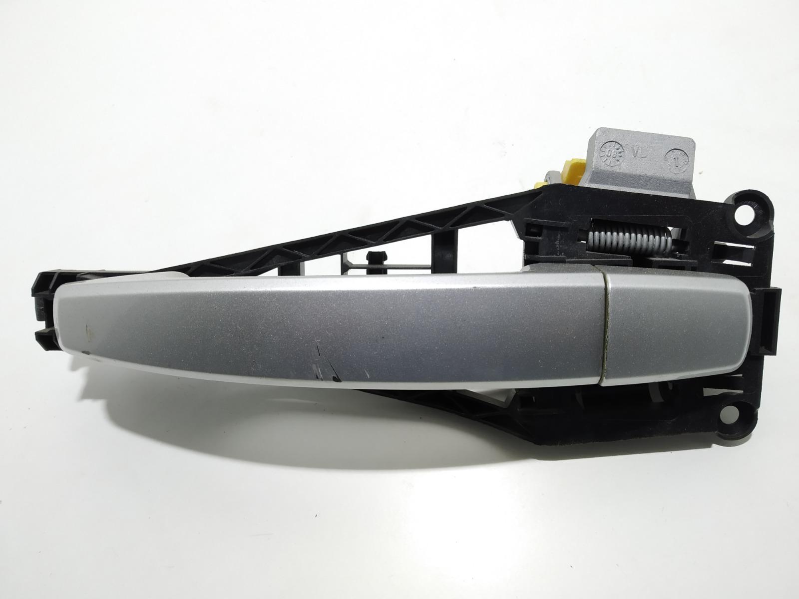 Ручка наружная передняя левая Opel Astra H 1.9 CDTI 2008 (б/у)