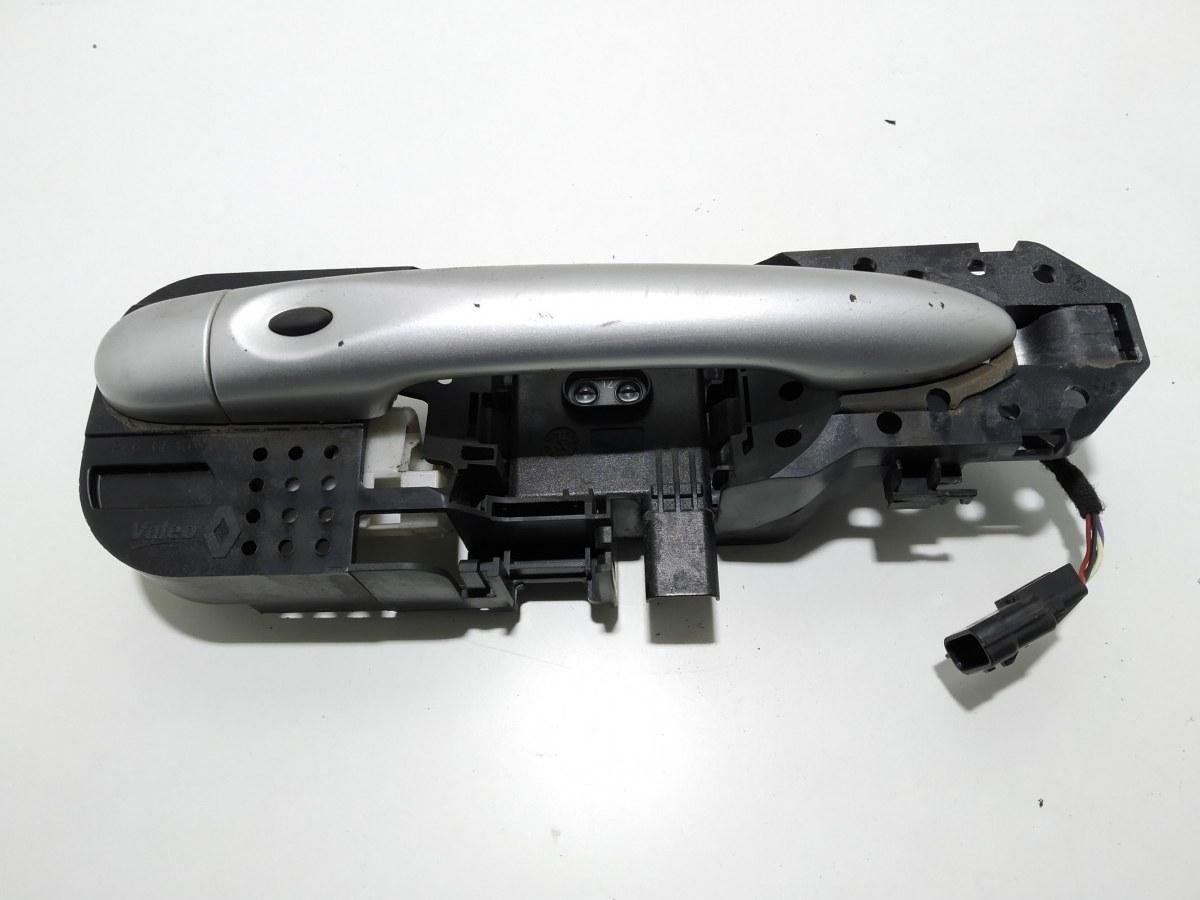 Ручка наружная передняя правая Renault Megane 1.6 I 2011 (б/у)