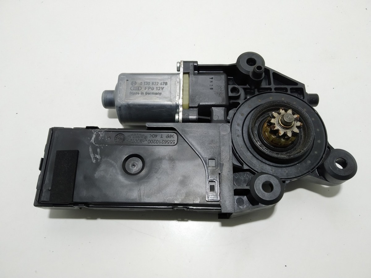 Моторчик стеклоподъемника передний правый Renault Megane 1.5 DCI 2009 (б/у)