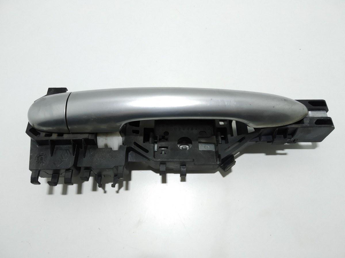 Ручка наружная передняя правая Renault Megane 1.6 I 2006 (б/у)
