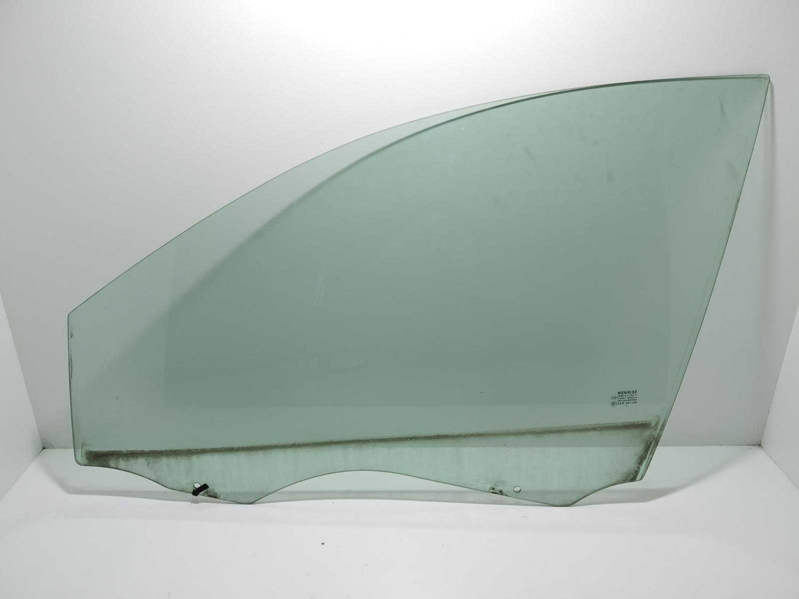 Стекло двери передней левой Renault Megane 1.6 I 2006 (б/у)