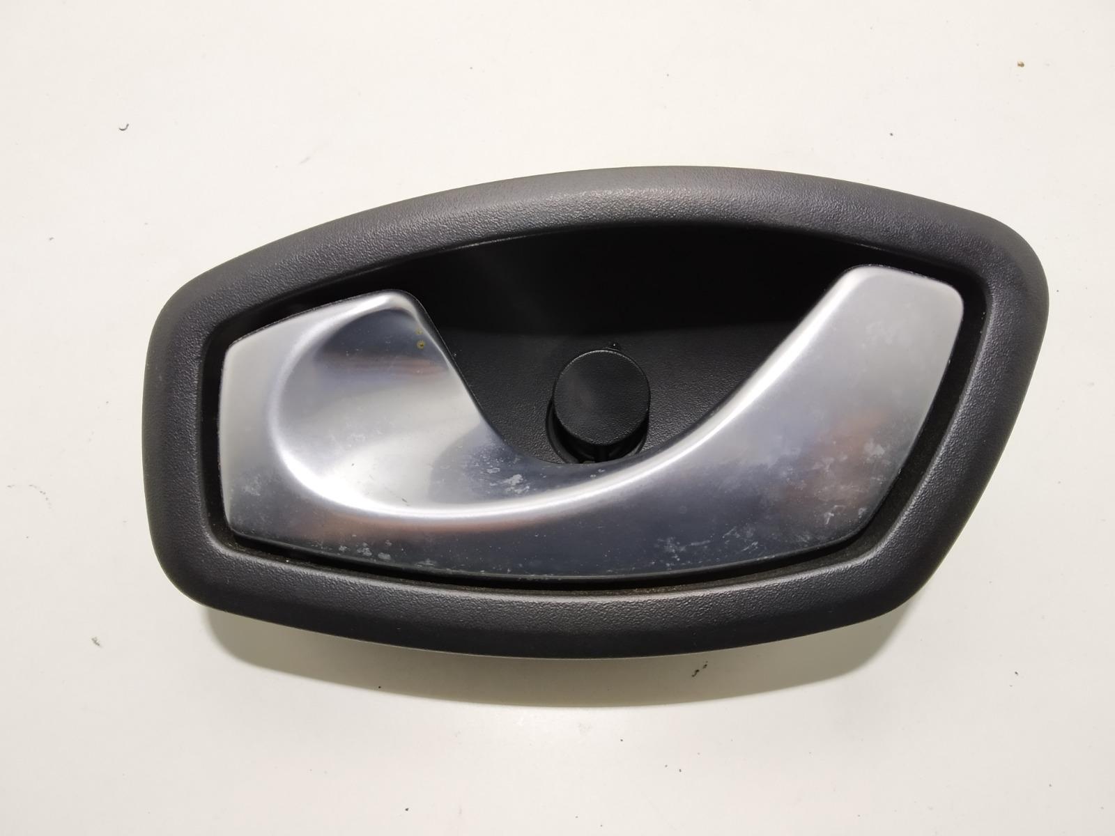 Ручка внутренняя передняя левая Renault Megane 1.5 DCI 2009 (б/у)