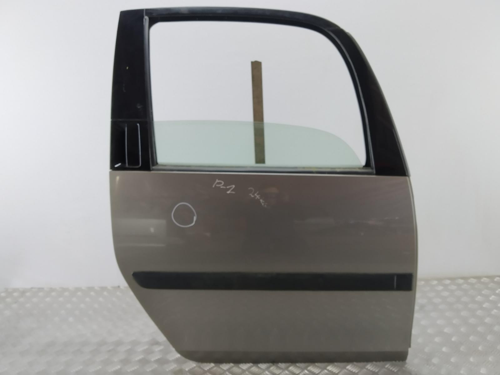 Дверь задняя правая Skoda Roomster 5J 1.4 TDI 2008 (б/у)