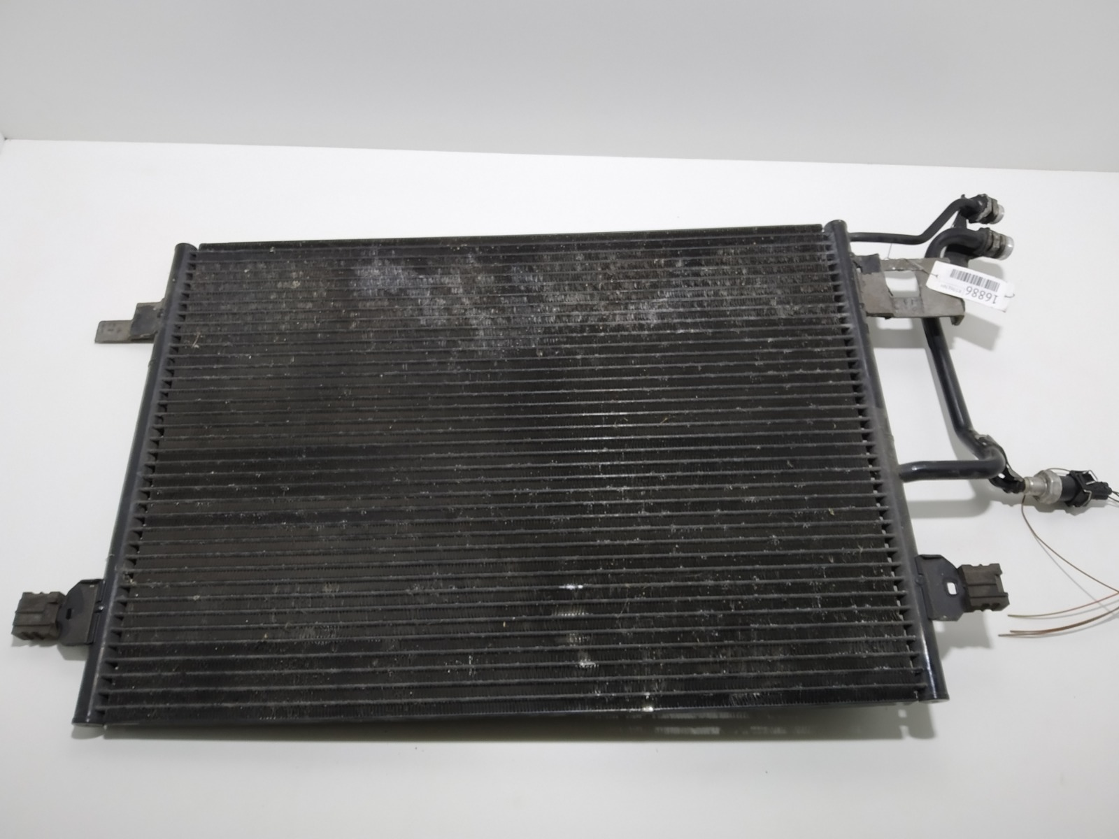 Радиатор кондиционера Volkswagen Passat B5 1.9 TDI 1998 (б/у)