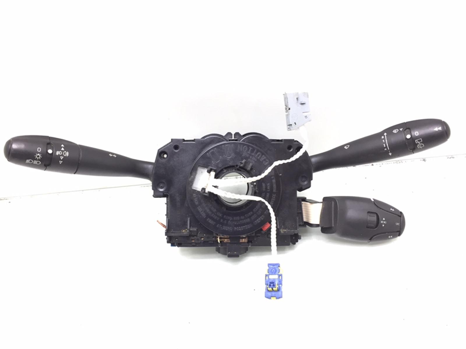 Переключатель подрулевой (стрекоза) Peugeot 308 T7 1.6 HDI 2008 (б/у)