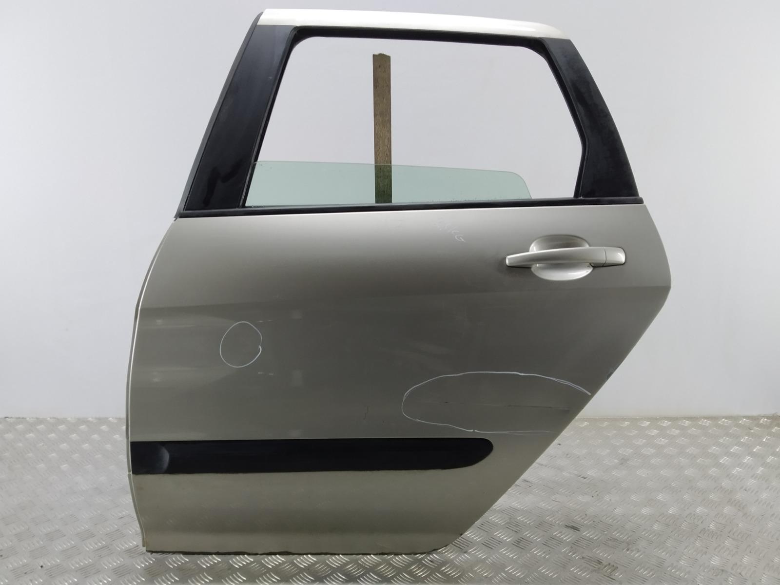 Дверь задняя левая Peugeot 308 T7 1.6 HDI 2008 (б/у)