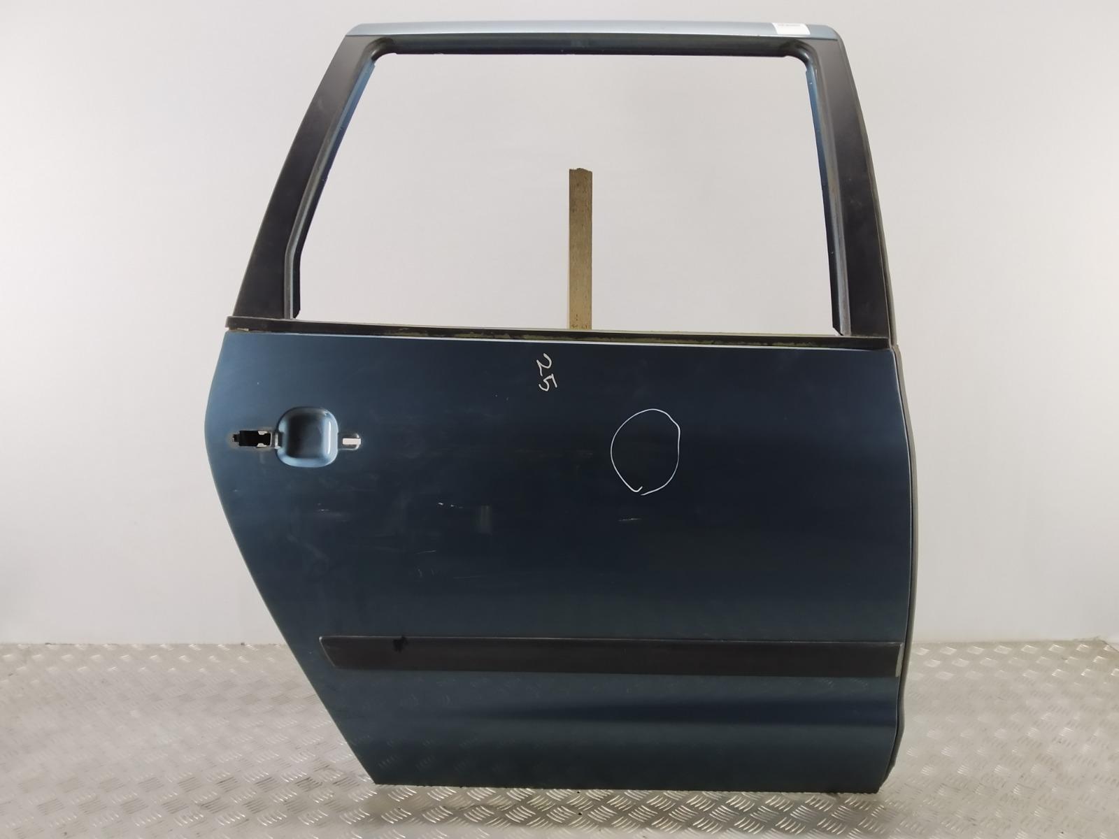 Дверь задняя правая Volkswagen Sharan 1.9 TDI 2002 (б/у)