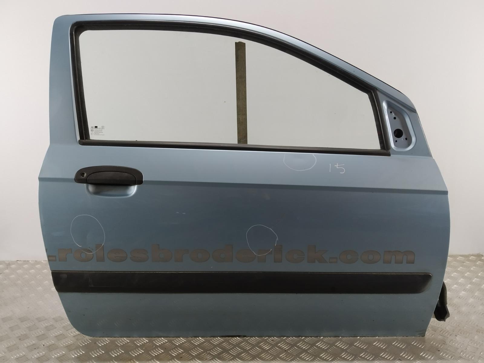 Дверь передняя правая Hyundai Getz 1.4 I 2007 (б/у)