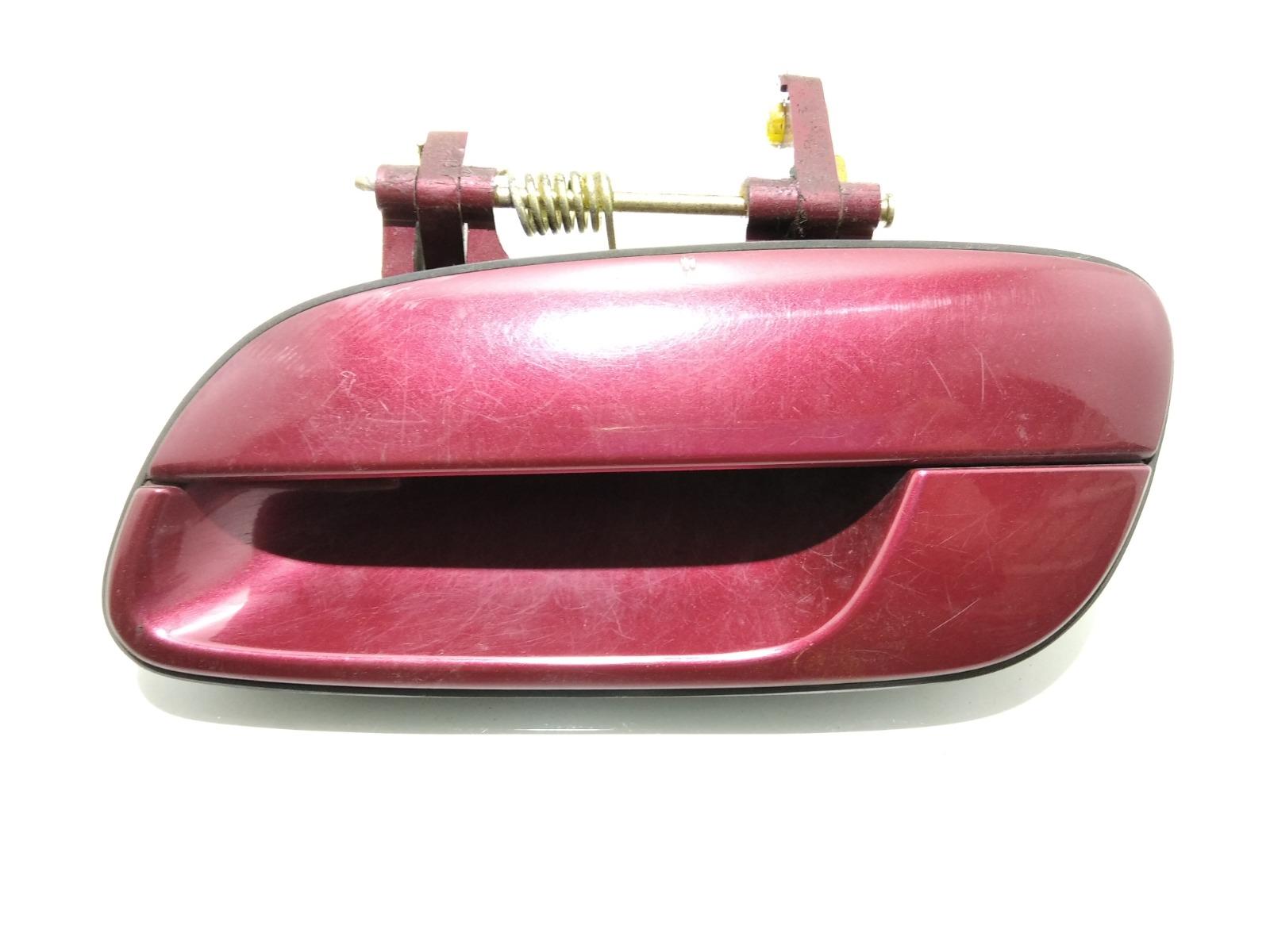 Ручка наружная задняя левая Hyundai Elantra XD 2.0 CRDI 2004 (б/у)