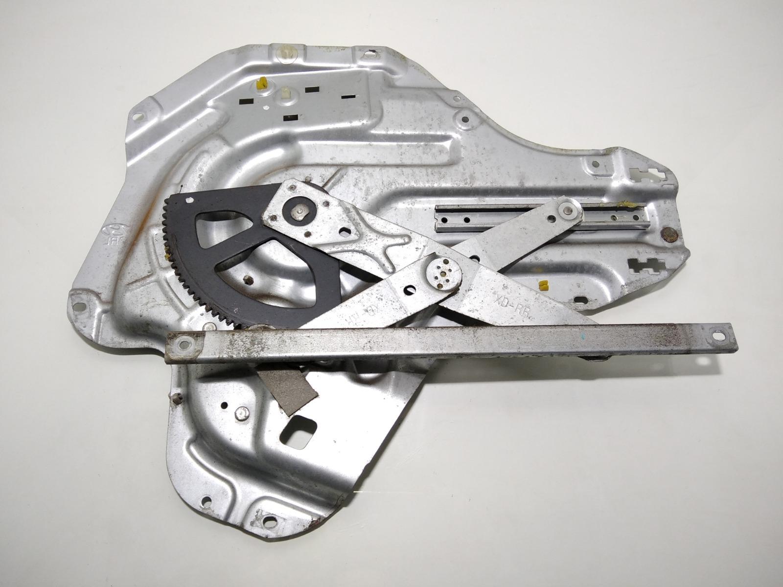 Стеклоподъемник электрический задний левый Hyundai Elantra XD 2.0 CRDI 2004 (б/у)