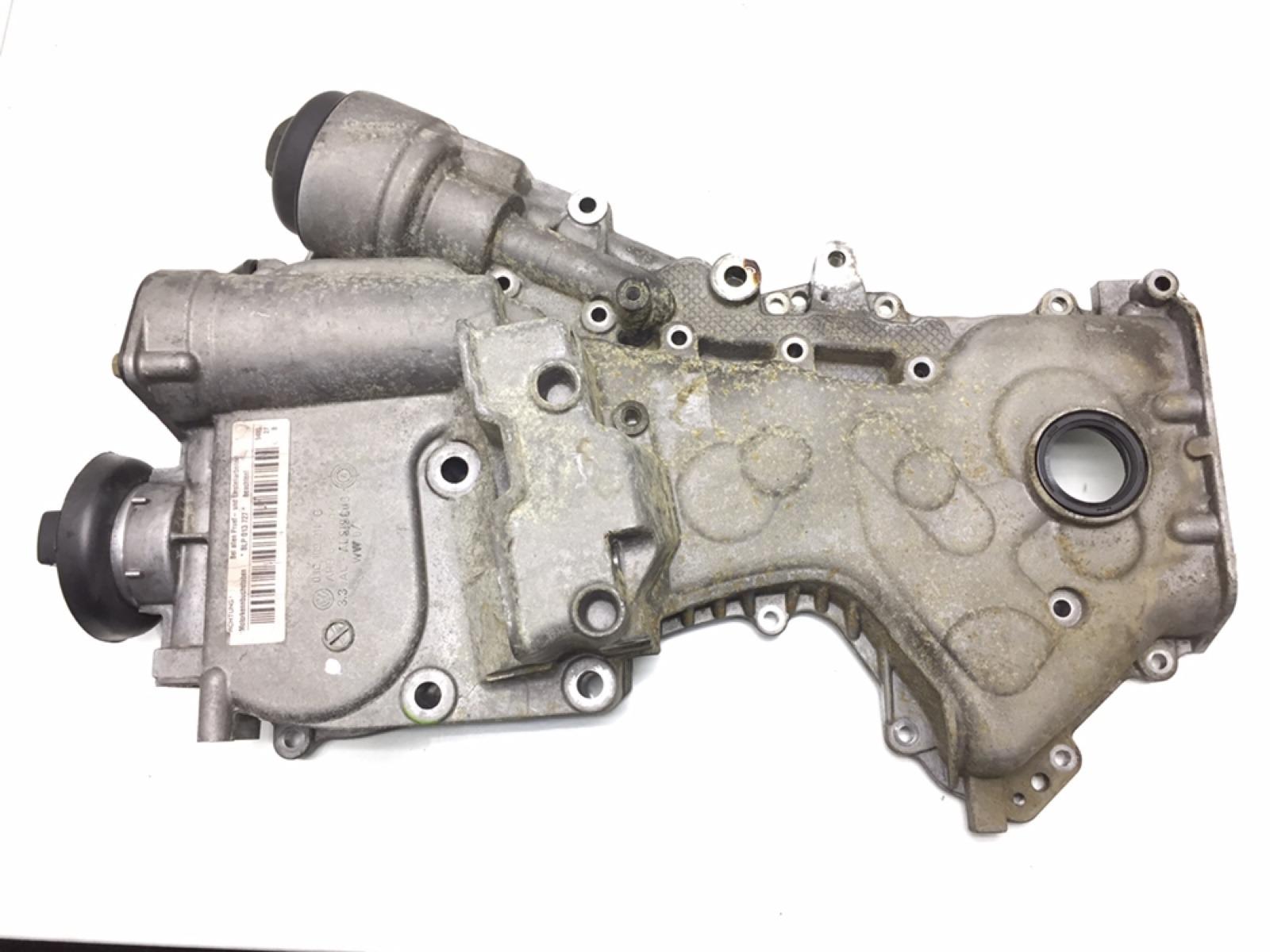 Крышка двигателя передняя Volkswagen Golf 5 1.6 I 2004 (б/у)